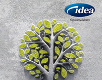 Idea Construction Chemicals Ad.