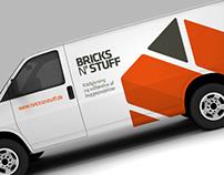Bricks N' Stuff Logo