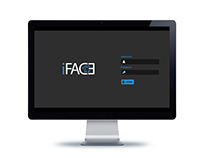 ( iFace )face recognition system software Design