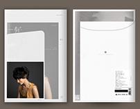 One Moment Album Design.