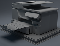 Sub D Printer