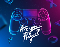 Sony Playstation - Are You Player?