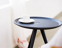 'SEV' - Serving Tray Table I Graduation Project I NID
