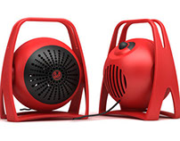 Soler & Palau Fan heater