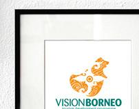 Vision Borneo Visual Identity