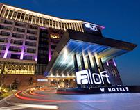 Aloft Hotel*