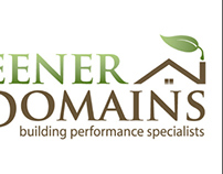 Greener Domains Logo