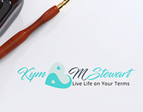 Kym M Stewart Logo