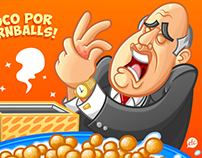 !@#$%&*! Cornballs Cereal