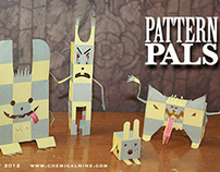 Pattern Pals - Paper Toys