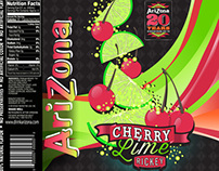 Arizona Tea Can