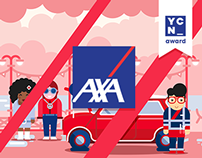 AXA / Timeless - YCN Student Awards Commendation 2015