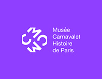 MUSÉE CARNAVALET VISUAL IDENTITY