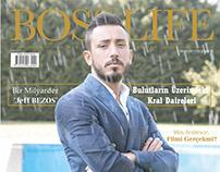 Volkan Köklü - Ekim 2017 Dergi Kapağı