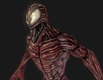 3D Model: Carnage
