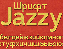font jazzy
