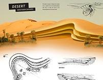 Desert Installation
