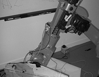 Hot Wire Table (Robotic Arm Fabrication)