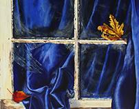 Window Trompe L'oeil
