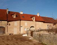 Réhabilitation d'une maison  à Château-Chalon