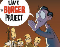 Intramuros Burger Project Live