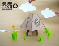 HOBO lamp