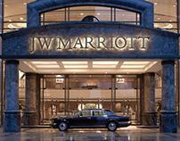 jw marriott hotel ⋅ chongqing