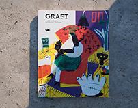 GRAFT magazine - Issue 00 Gaetano Pesce / Arte-Design