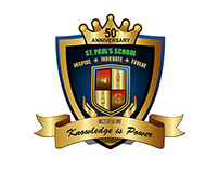 St. Paul's 50th Anniversary Logo Design