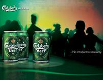 Carlsberg  Global Brand Advertising Campaign