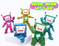 Mebo, Mebo, Let's Go!