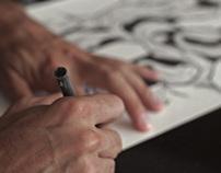 AIGA Portland Design Week: Graffiti Type Showcase