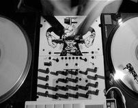 DJ Cheeba & DJ Kentaro Rane mixer