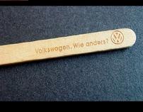 Volkswagen 'keep it cool' ice cream promotion