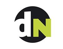 dizajnerija studio logo