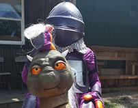 Goblin Knight Cosplay