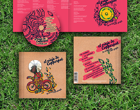 CD PACKAGING / EL VIAJE DE COPPERPOT