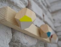 Wood&cut objects
