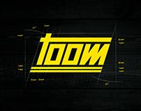 Logo- & Retailkonzept für Toom
