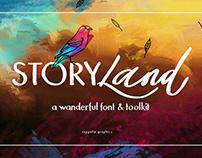 Storyland Font & Toolkit