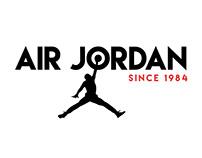 Print/ Nike Air Jordan