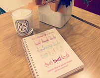 notebook for friends