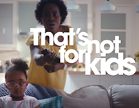 "Jet Kids TV Spots ""That's Not For Kids"""