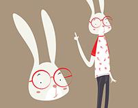 Beyaz Tavşan / White Rabbit
