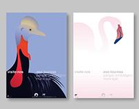 Zoo Lourosa, posters