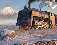 Trans Siberian Train - Criminal Case