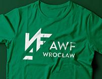 Logo AWF Wrocław