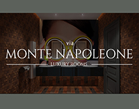 Monte Napaleone restaurant wc.