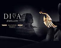 Diva Jewellery Campaign