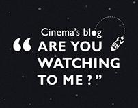 AYWTM - Cinema's blog